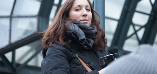 Isabella David, Chefredakteurin von HH-Mittendrin