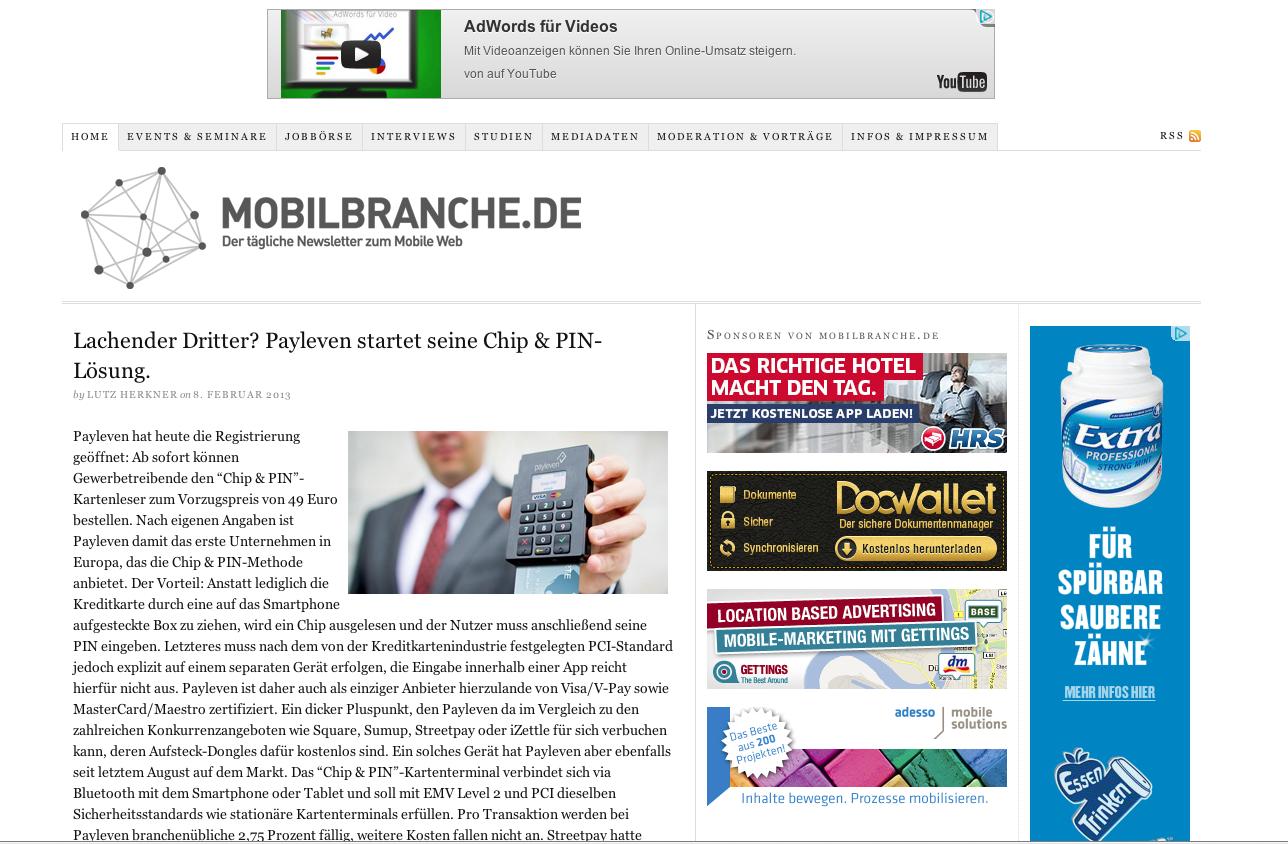 Mobilbranche.de