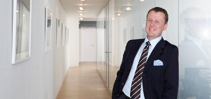Professor Dr. Gero Himmelsbach, Foto: Judith Häusler