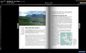 Das MyHighlands-Buch bei Createspace