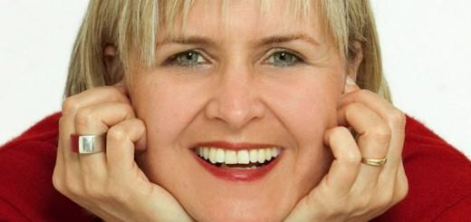 Gesundheitsjournalistin Karin Hertzer