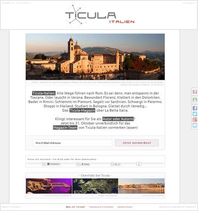 Ticula-Italien_Vormerken