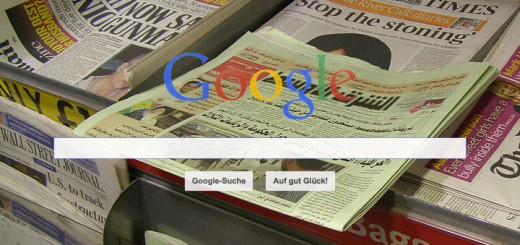 Google-Journalismus