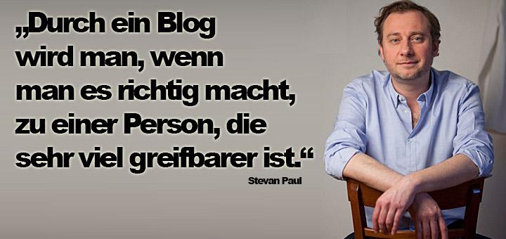 Stevan Paul