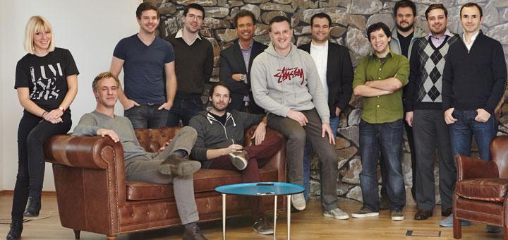 Das Team von LaterPay.