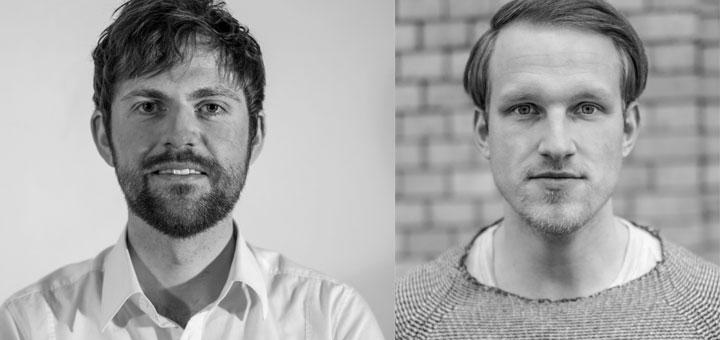 Mathis Vogel und Jasper Fabian Wenzel