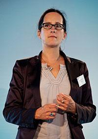 Katharina Borchert. Bild: Caroline Zenker, VOCER