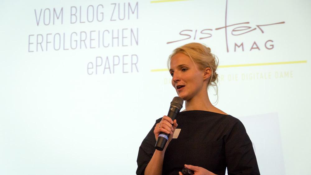 Antonia Sutter von SisterMAG