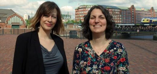 Jessica Wagener und Ulrike Klode. Foto: nextmedia.HH