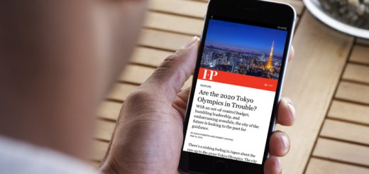 Instant Articles für Blogs. Foto: Facebook